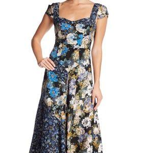 NWT Limited Edition Free People LaFleur Maxi Dress
